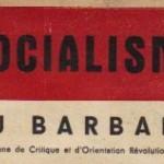 Die Barbarei der Arbeit
