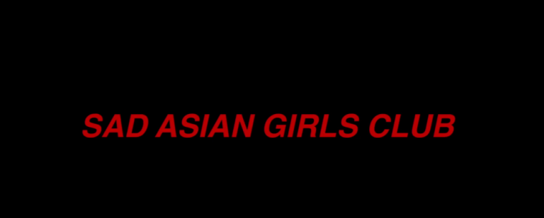 SAD ASIAN GIRLS