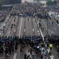 """Saam Baa"" in Hong Kong – Three Strikes Paralyze the City"