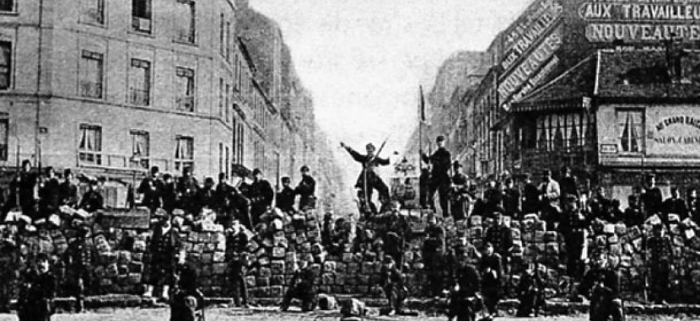 Remembering-living the Paris Commune