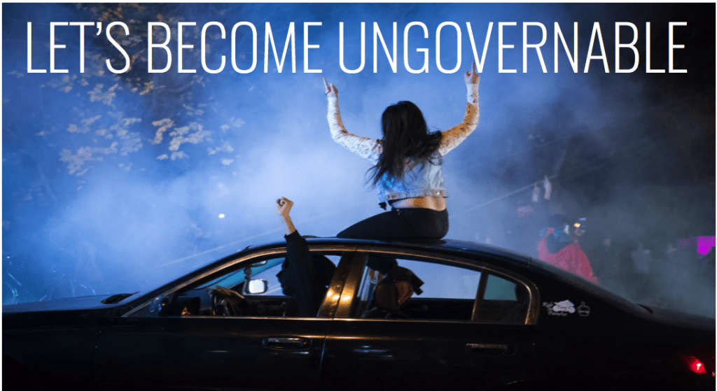 """Becoming ungovernable – On Di Cesare's book """"The Time of Revolt"""""""